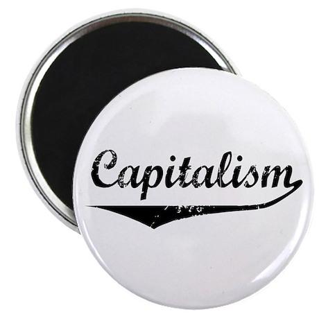 "Capitalism 2.25"" Magnet (10 pack)"