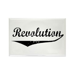 Revolution Rectangle Magnet (100 pack)