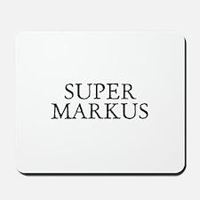 Super Markus Mousepad