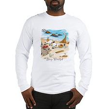 Sheep Wreck Long Sleeve T-Shirt