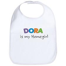 Dora is my homegirl Bib