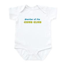 Member of the Chub Club Infant Bodysuit