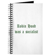 Robin Hood Was A Socialist Journal
