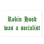 Robin Hood Was A Socialist Postcards (Package of 8