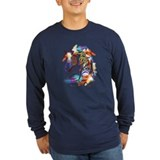 Native americans Long Sleeve Dark T-Shirts
