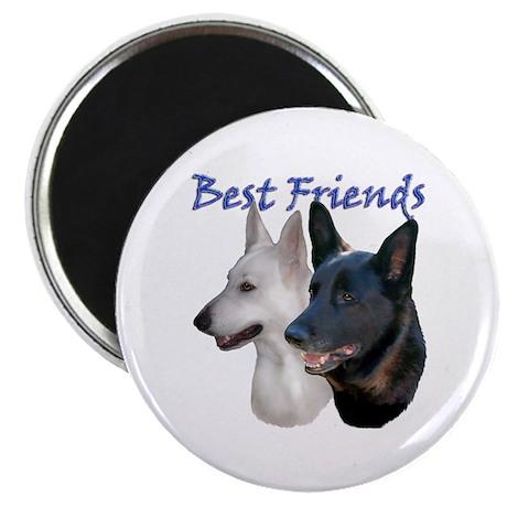 "Best Friends 2.25"" Magnet (10 pack)"