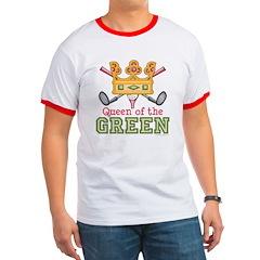 Queen of the Green Golf T