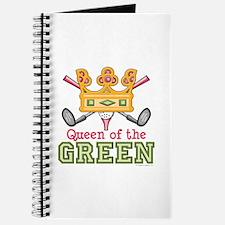 Queen of the Green Golf Journal