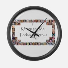 Funny Proceeds Large Wall Clock