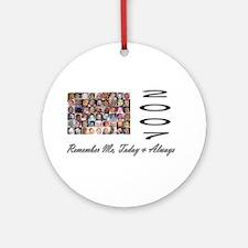 Remember Me Ornament (Round)
