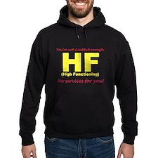 Yellow/Red HF Hoodie