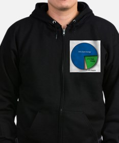 Composition of the Universe Zip Hoodie