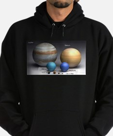 Solar System Planets Hoodie