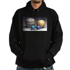 Solar System Planets Hoody