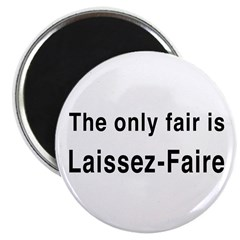 Laissez-Faire Magnet