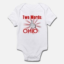 Unique Ohio Infant Bodysuit