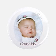 "Chassidy 3.5"" Button"