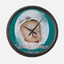 Chassidy Large Wall Clock
