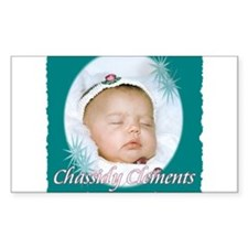 Chassidy Rectangle Decal