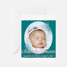 Chassidy Greeting Card
