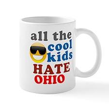 Funny Hate ohio Mug