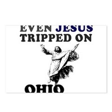 Cool Hate ohio Postcards (Package of 8)