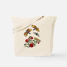 Maria Sibylla Merian I Tote Bag