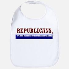 Republican - Bib
