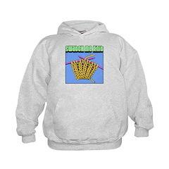 Swatch me Knit Hoodie