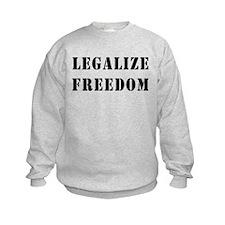 Legalize Freedom Sweatshirt