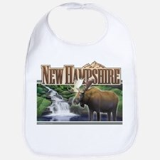 New Hampshire Moose Bib