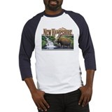 New hampshire Baseball Tee