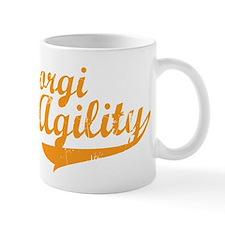 Corgi Agility Mug