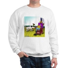 Fetching a Peg Leg Sweatshirt