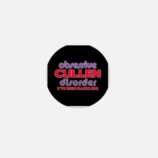 Obsessive Cullen Disorder Mini Button