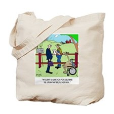 Camel Sues Straw Farmer Tote Bag