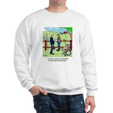 Camel Sues Straw Farmer Sweatshirt