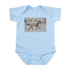 Knabstrupper 4 Infant Bodysuit