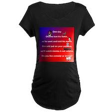 Obama Llama Mama Salama Drama T-Shirt