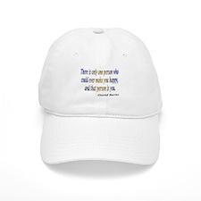 David Burns quote Baseball Cap
