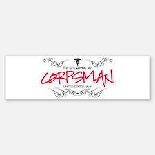 This Girl Loves (Corpsman) Bumper Bumper Bumper Sticker