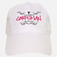 This Girl Loves (Corpsman) Baseball Baseball Cap