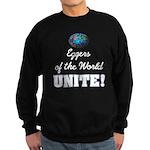 Eggers Unite! Sweatshirt (dark)