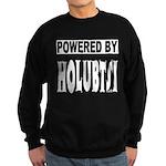 Powered by Holubtsi Sweatshirt (dark)