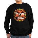 Proud BABA Sweatshirt (dark)