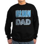 Ukr. Dad Blue Sweatshirt (dark)