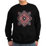 Folk Design 7 Sweatshirt (dark)