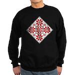 Folk Design 6 Sweatshirt (dark)