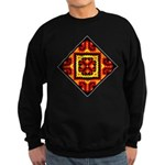 Folk Design 5 Sweatshirt (dark)