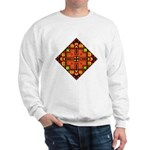 Folk Design 4 Sweatshirt